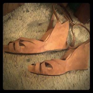 Ugg wedge heels